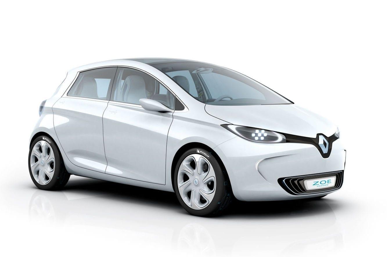 Renault ZOE 5345345