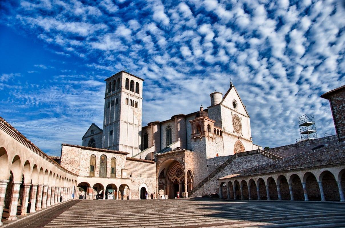Basilica Papale San francesco di Assisi