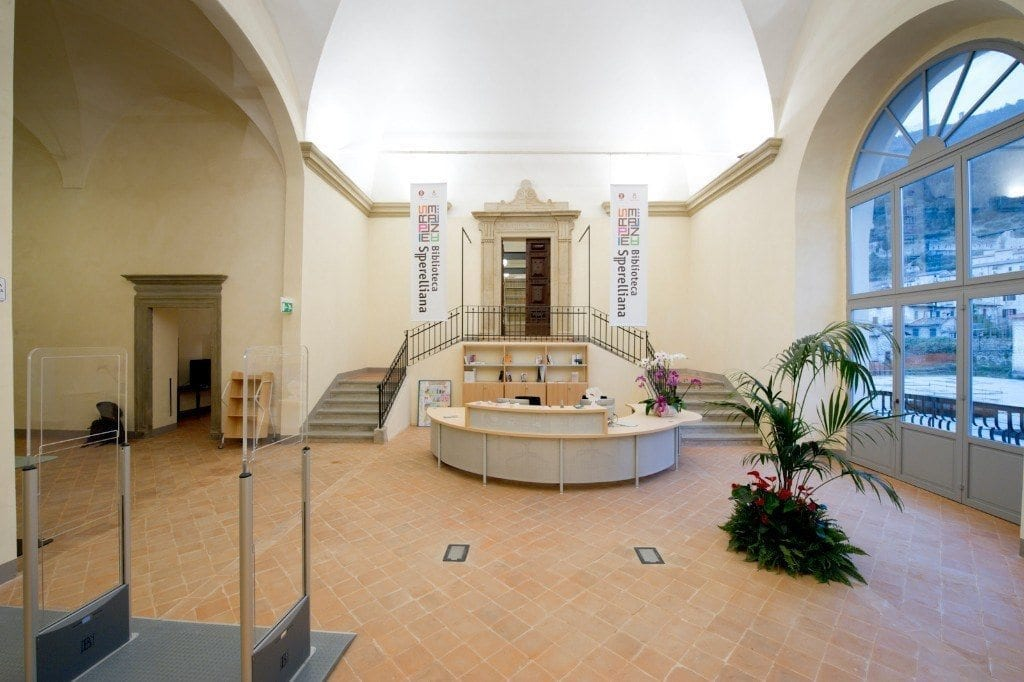Biblioteca Sperelliana Gubbio