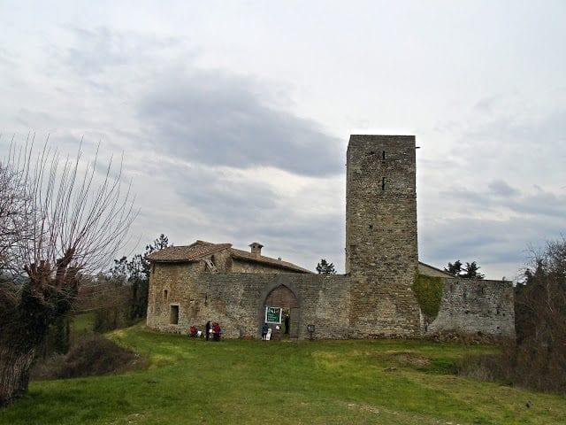 Castello di Colmollaro Gubbio