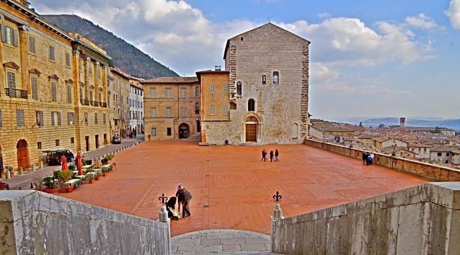 Palazzo del Podestà Gubbio