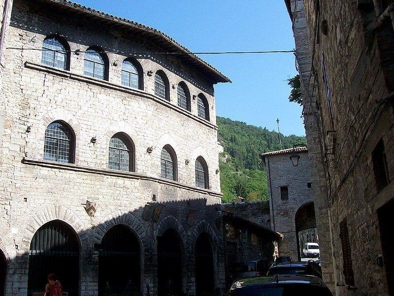Palazzo di Cante Gabrielli Gubbio