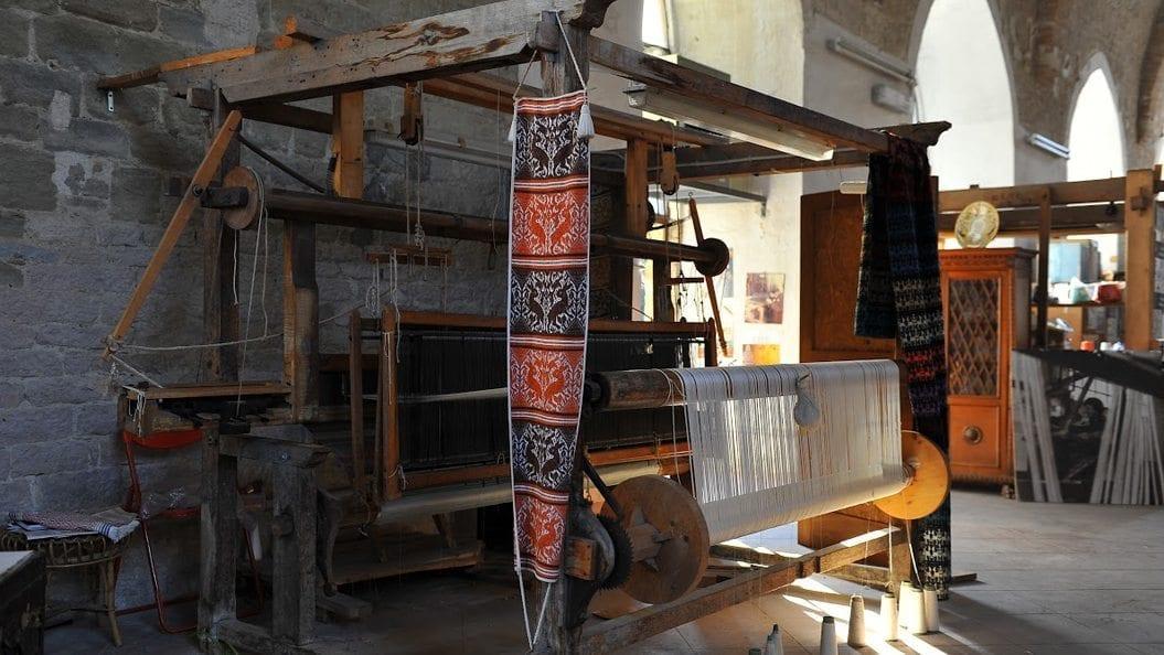 laboratorio di tessitura giuditta brozzetti