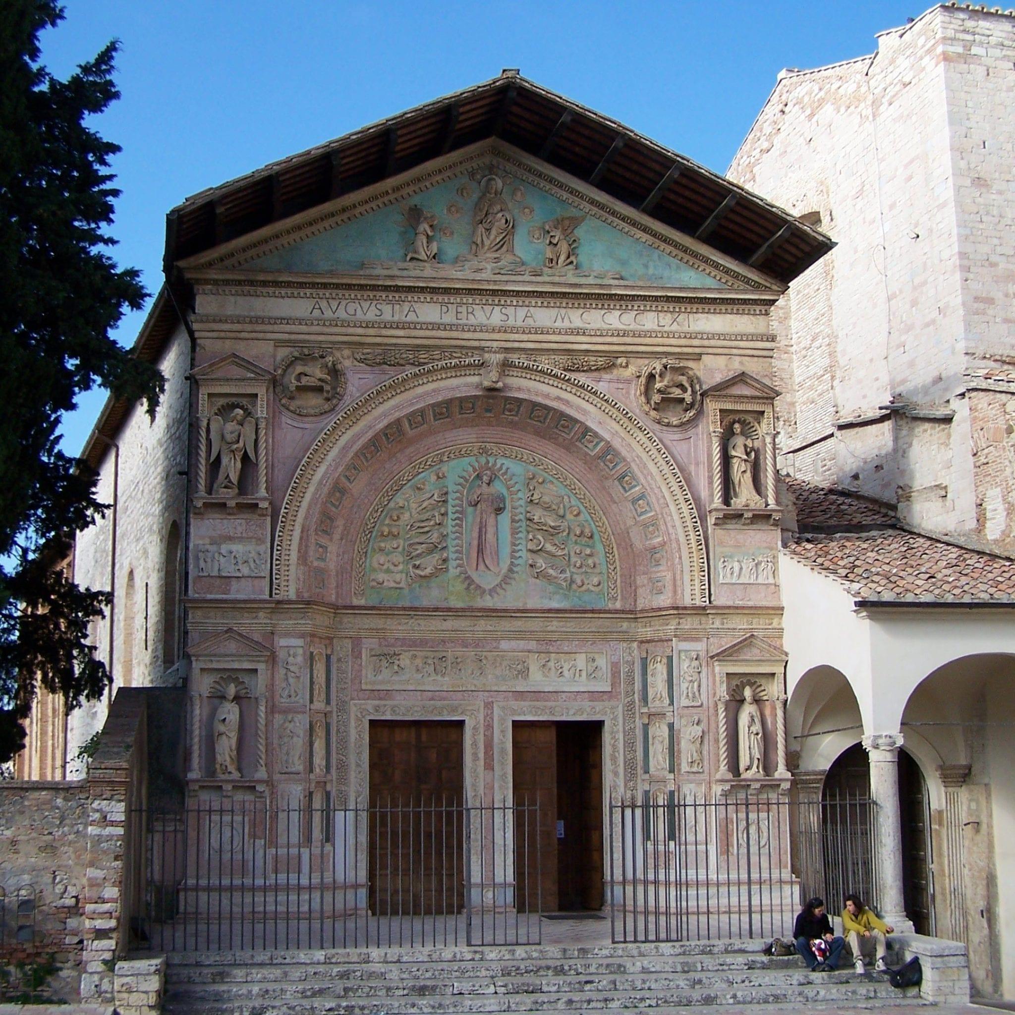 oratorio san bernardino pg